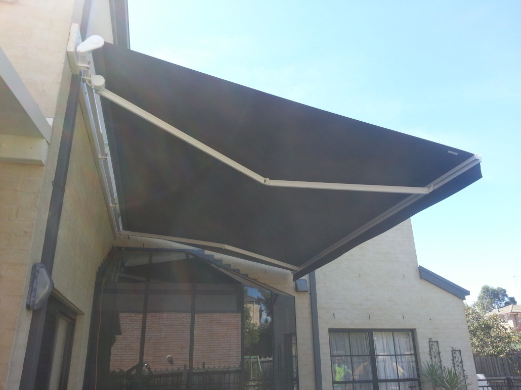 Macro Building Solutions Automatic Awning
